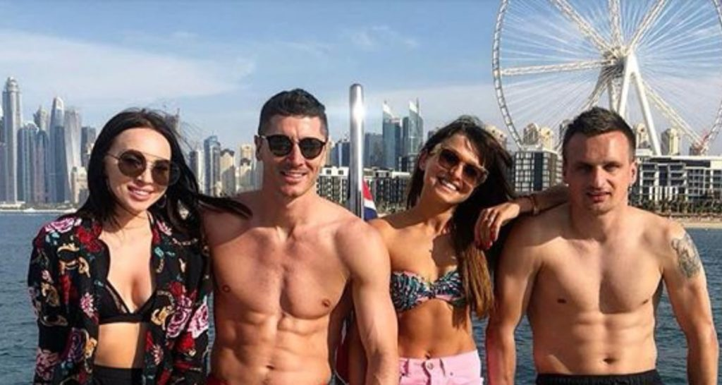 Robert Lewandowski penis